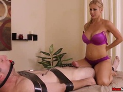 Alexis Fawx gives insane happy ending