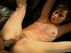 Interracial Anal BBC For Hot Wife