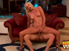 Sintia Stone Fucked And Gets A Mouthful Of Cumload