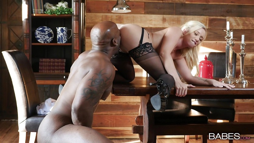 Big black fat ass booty