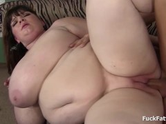 Fattylicious Babe Bouncy And Fucking Scene
