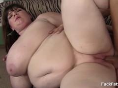 Fattylicious Babe Bouncy And Fucking Scene