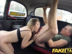 Fake Taxi Cute blonde tax inspector likes kinky taxi sex