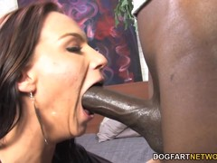 Anal Babe Carina Roman Cheats With Black Dickpole