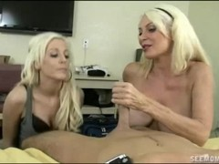 Both Teen And Milf Want To Have Fun
