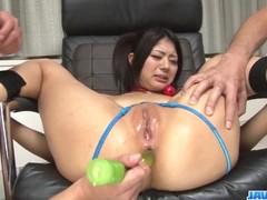 Porn during BDSM with Konatsu Hinat