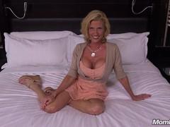 Kinky Big Boobs Cougar Slut Fucks Your Cock POV