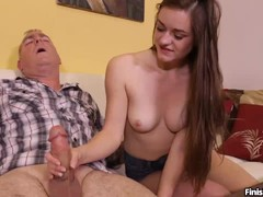 Sexy Teen Babes In Total Control And Decides When To Cum
