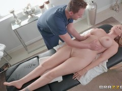Cock craving mature blonde Julia Ann