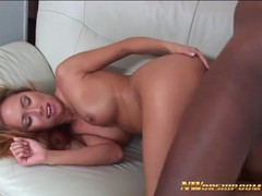 Huge BBC Deepthroat and Anal Fuck with Asian Slut