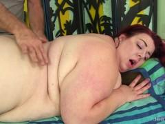 Hot Massage for Fat Floozy Miss Ladycakes