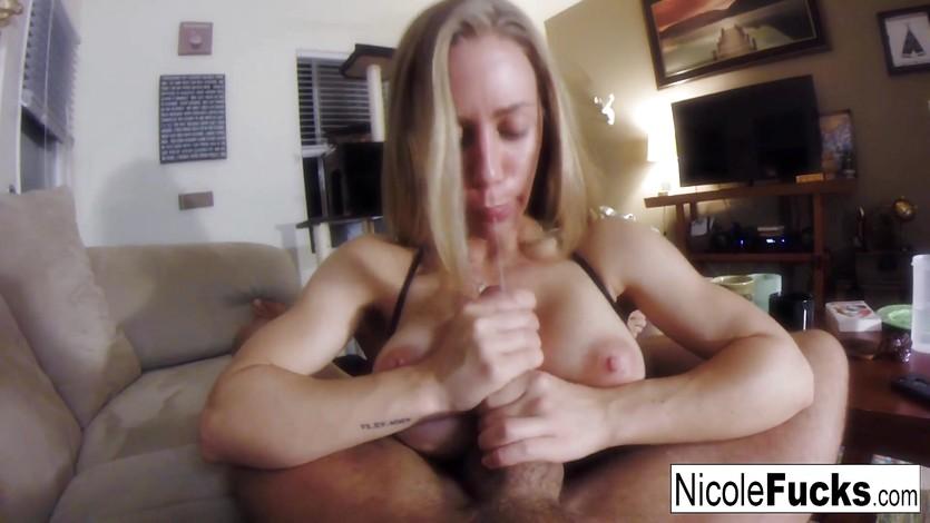 Nicole Aniston Pov Fuck