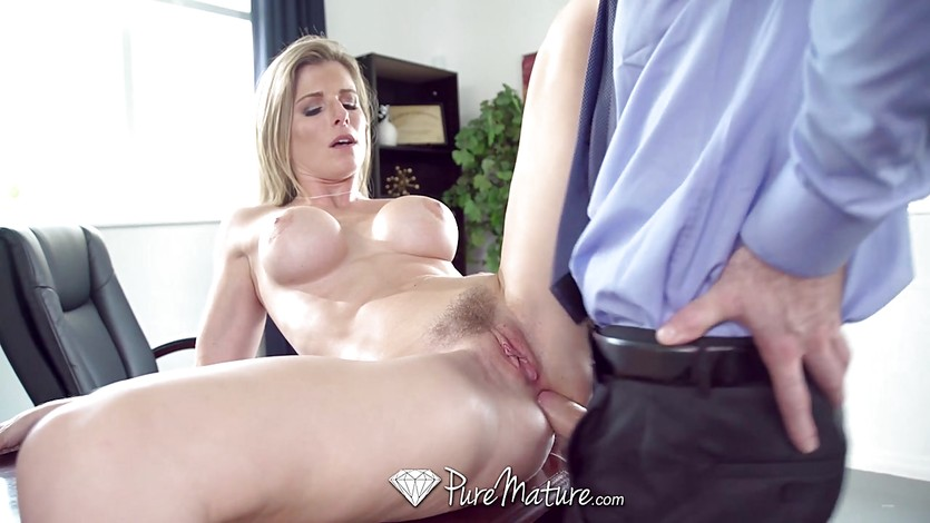 Cory Chase Anal Creampie