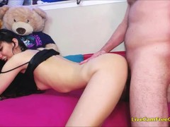 entertaining small tits deep pussy fucked by bbc consider, that you
