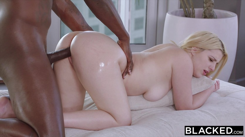 Big Booty Blonde Teen Bbc