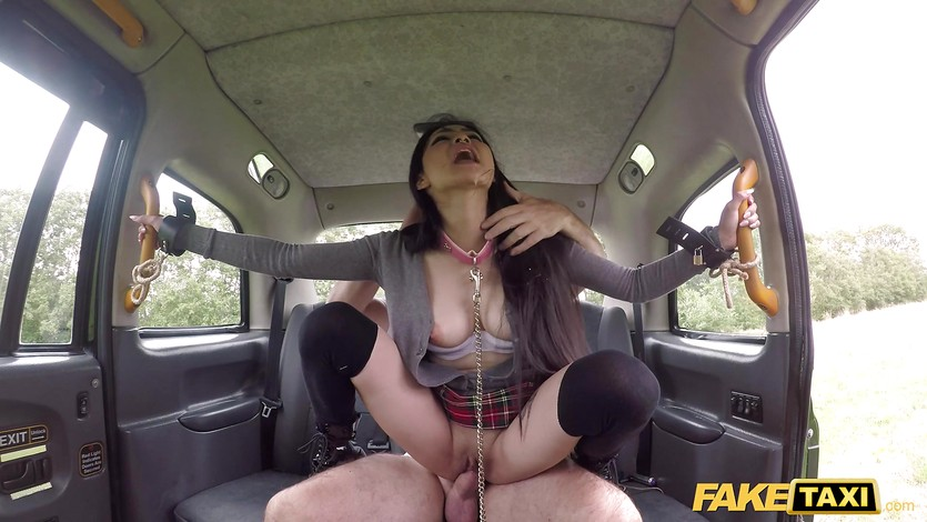 Alessa Savage Fake Taxi