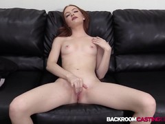 redhead casting couch