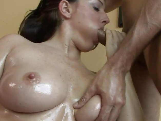 Piper Austin throat fucks this hard throbbing cock